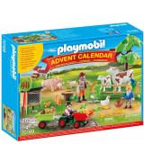 PLAYMOBIL Advent Calendar Maatila 70189