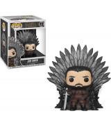FUNKO, Game of Thrones, Jon Snow valtaistuimella