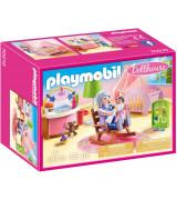 PLAYMOBIL DOLLHOUSE Nursery 70210