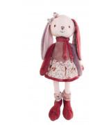 BUKOWSKI Pupu Bibi kuviollisessa mekossa, 25 cm