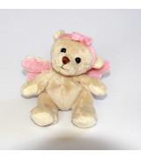 BUKOWSKI Vaaleanpunainen nalleenkeli, 18 cm
