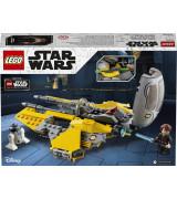 LEGO STAR WARS Anakin´s Jedi™ Interceptor 75281