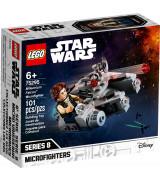 LEGO STAR WARS Millennium Falcon™ -mikrohävittäjä 75295
