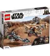 LEGO STAR WARS Hankaluuksia Tatooinessa 75299