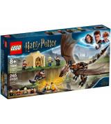 LEGO HARRY POTTER Kolmivelhoturnajaishaaste unkarilainen sarvipyrstö 75946