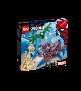 LEGO Super Heroes Spider-Manin Hämähäkkimönkijä 76114