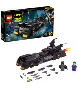LEGO SUPER HEROES Batmobile™: Jokerin™ takaa-ajo 76119