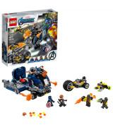 LEGO Super Heroes Avengers Autotaistelu 76143