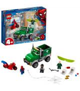 LEGO Super Heroes Korppikotkan autoryöstö 76147