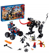 LEGO Super Heroes Venomosauruksen väijytys 76151