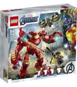 LEGO SUPER HEROES Iron Man Hulkbuster vastaan A.I.M.- agentti 76164