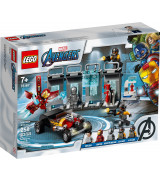 LEGO SUPER HEROES Iron Man Armory 76167