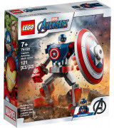 LEGO SUPER HEROES Avengers Captain America -robottihaarniska 76168