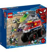 LEGO SUPER HEROES Spider-Manin monsteriauto vastaan Mysterio 76174