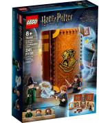 LEGO HARRY POTTER Oppitunti Tylypahkassa: Muodonmuutokset 76382
