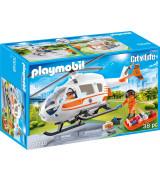PLAYMOBIL Pelastushelikopteri