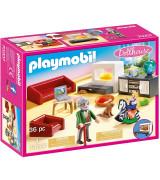 PLAYMOBIL DOLLHOUSE Comfortable Living Room 70207