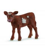 SCHLEICH FARM WORLD  Texas Longhorn Vasikka