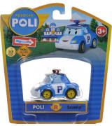 SILVERLIT POLI ROBOCAR Metallinen auto Poli, 5 cm