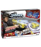 SILVERLIT SpinnerI M.A.D Blaster Sandstorm