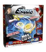 SILVERLIT Spinner M.A.D Deluxe Battle Pack lajitelma