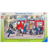 RAVENSBURGER Palapeli Palo-auto