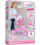ZAPF BABY BORN Kolmipyöräiset rattaat