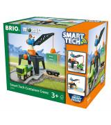 BRIO Smart Tech -konttinosturi
