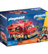 PLAYMOBIL THE MOVIE Delin ravintola-auto
