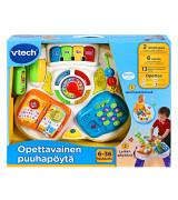 VTECH Baby opettavainen puuhapoyta FI