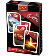 TREFL Korttipeli Autot 2