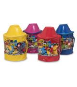 CRAYOLA BUILDING BLOCKS Kids@Work 80 rakennuspalikkaa Crayon -laukussa