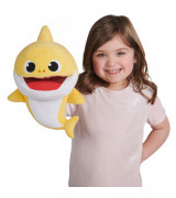 SMART PLAY BABY SHARK Laulava pehmolelu Baby Shark, 35 cm
