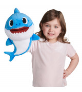 SMART PLAY BABY SHARK Laulava pehmolelu Daddy Shark, 35 cm