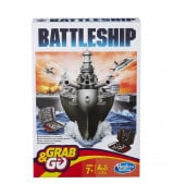 HASBRO MONOPOLY Monopoly Classic + Battleship LAHJA