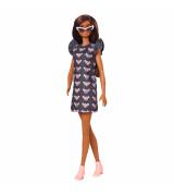 MATTEL BARBIE Fashionistas Doll -nukke ja hiirimekko