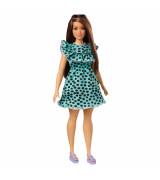 MATTEL BARBIE Fashionistas Doll - nukke pilkullisessa mekossa