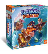 ASMODEE Bermuda Pirates lautapeli