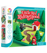 SMART GAMES Little Red Riding Hood Deluxe lautapeli