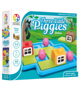 SMART GAMES Three Little Piggies Deluxe lautapeli