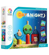 SMART GAMES Day & Night lautapeli