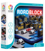 SMART GAMES Roadblock lautapeli