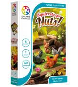 SMART GAMES Squirrels Go Nuts lautapeli