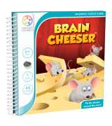 SMART GAMES Brain Cheeser lautapeli