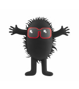 TINC Fuzzy Guy -silikonipenaali