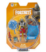 JAZWARES FORTNITE Early Game Survival Kit 1 hahmo - A.I.M.