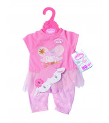 ZAPF BABY ANNABELL Sweet Dreams Fairy pyjamasetti, 43 cm