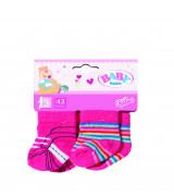 ZAPF BABY BORN sukat. Kaksoispakkaus, 3 erilaista pakkausta