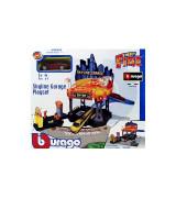 BBURAGO STREET FIRE SKYLINE -Autotalli (Mukana 1 Auto)