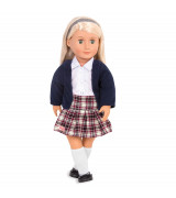 OUR GENERATION Emmeline -nukke kouluasussa